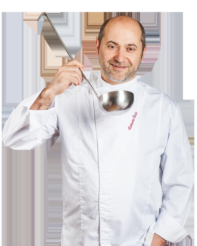 Roberto Ruiz, Restaurante Frontón, i-Super de SUPER AMARA