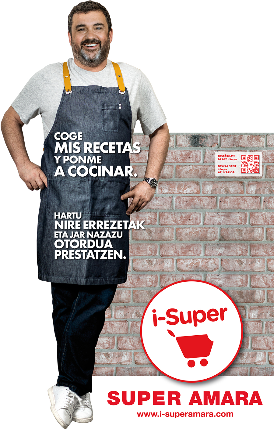 Ander González, i-Super de SUPER AMARA