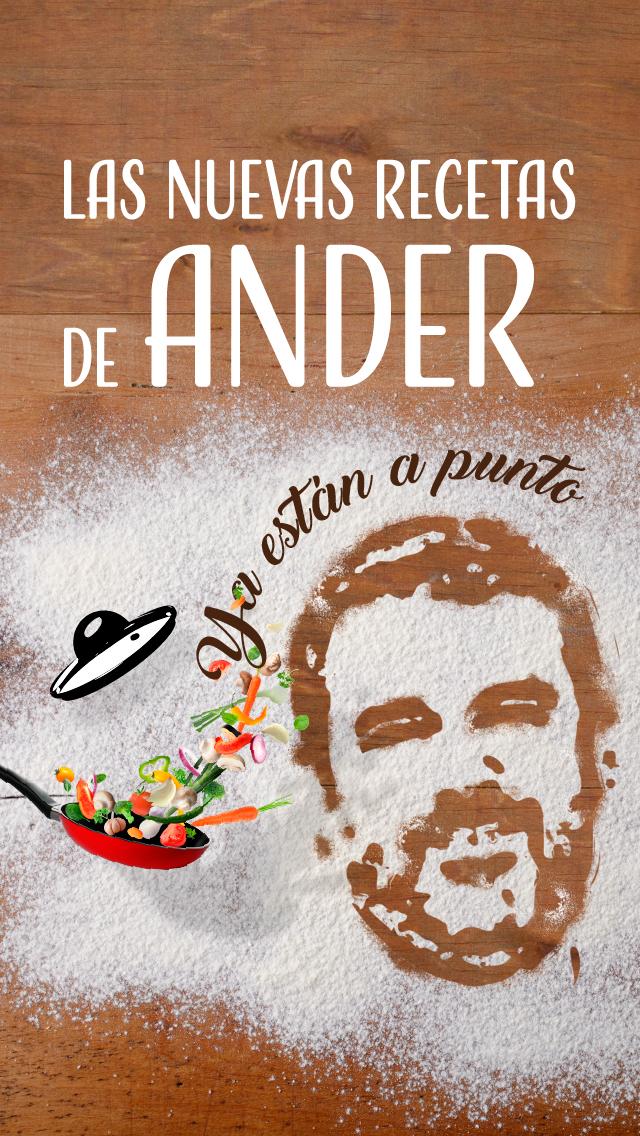 Las nuevas recetas de Ander, i-Super de SUPER AMARA